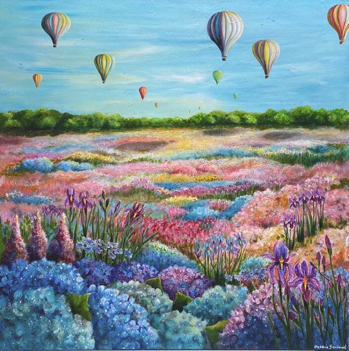 Freedom by Debbie Garland