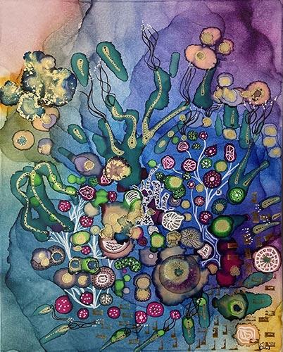 Reef by Vanessa Weenink