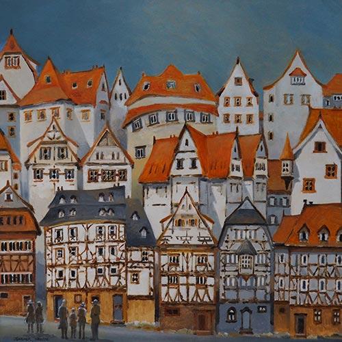 Germany by Jennifer Neutze