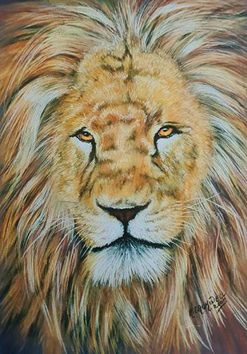 Majesty by Ruth Anne Caukwell