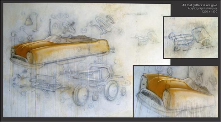 Cars by Ross Ellen