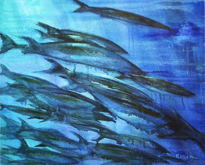 Liquidfish by Ross Ellen